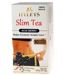 HYLEYS - Acai berry Slim Tea