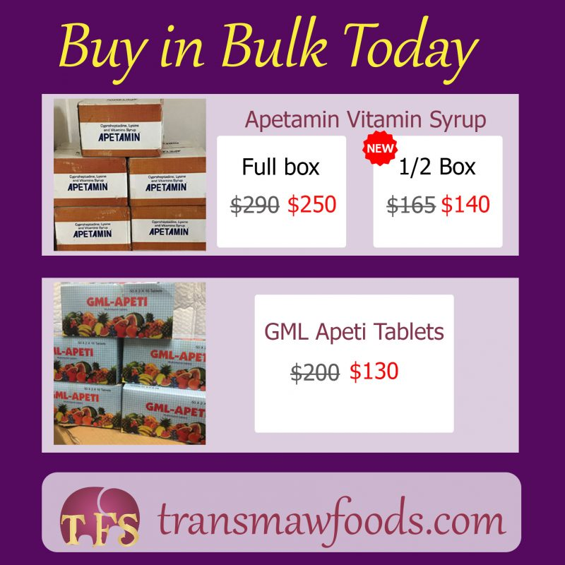 Apetamin Wholesale Sale