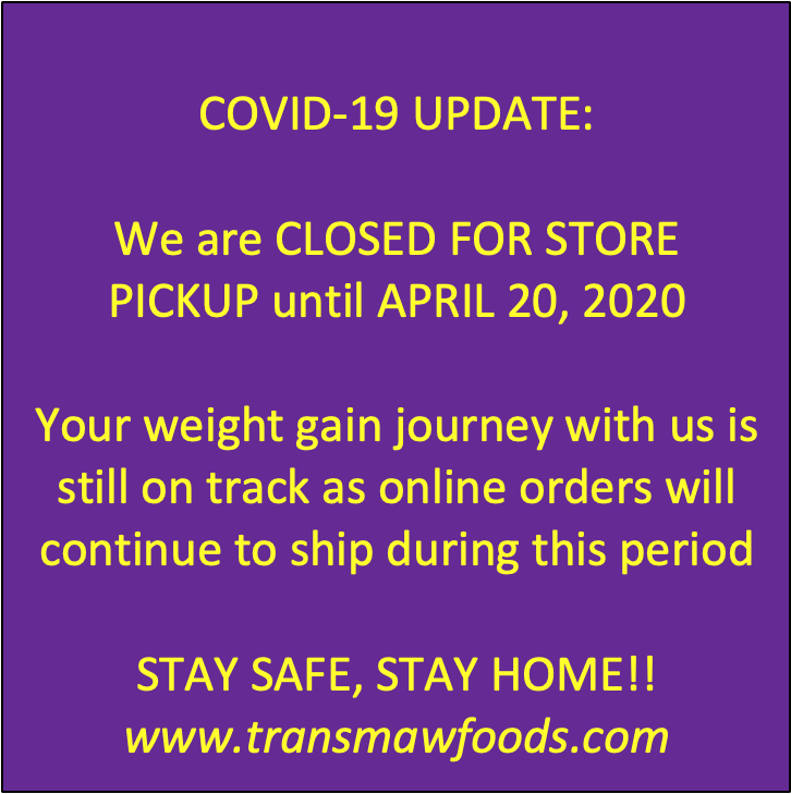 Covid 19 at Transmaw Food Services